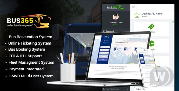 bus365-nulled-download