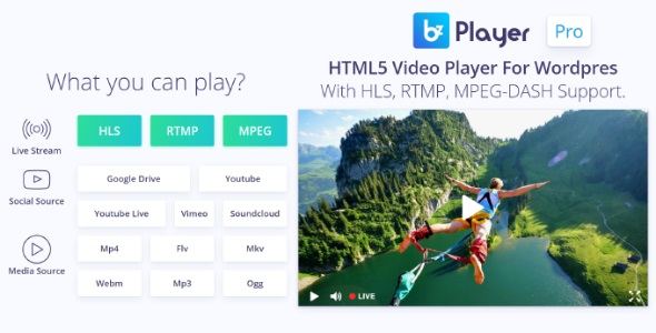 bzplayer-Pro-nulled-demo