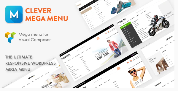 clever mega menu-nulled-download