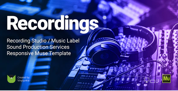 recordings-nulled-demo