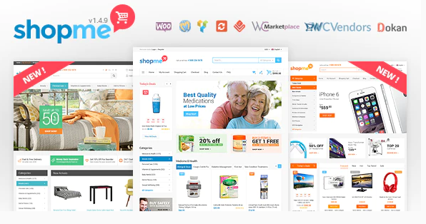 shopMe-Nulled-Download