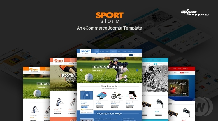 sj-sport-store-nulled-demo
