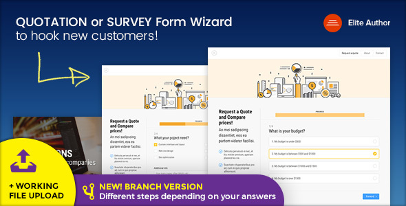 01-quote-quotation-survey-form-wizard-nulled-demo