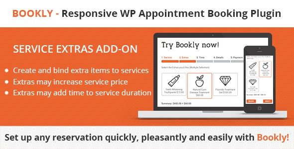 Bookly-Service-Extras-nulled-demo