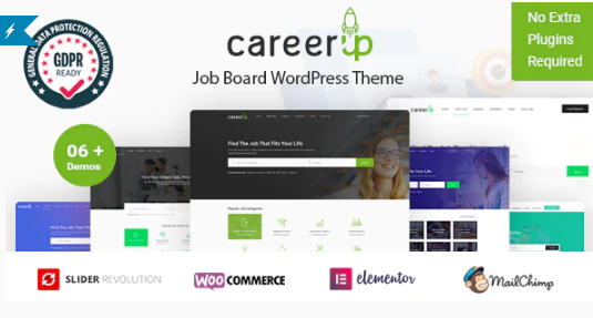CareerUp-nulled-demo