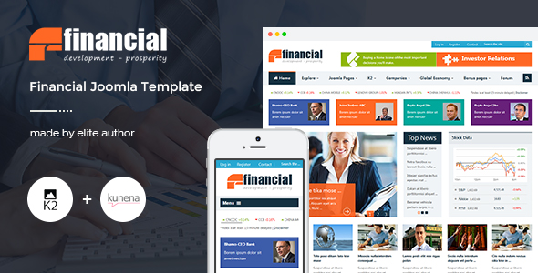 Financial-nulled-demo