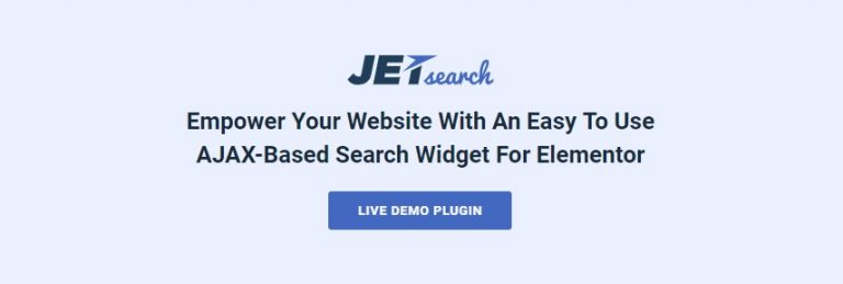 JetSearch-nulled-demo