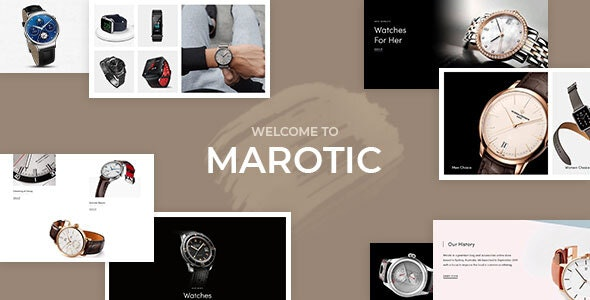 Marotic-nulled-demo