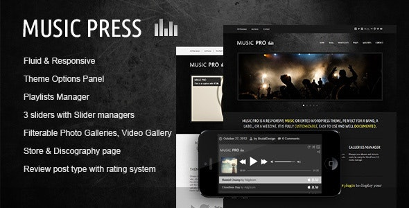 MusicPress-nulled-download