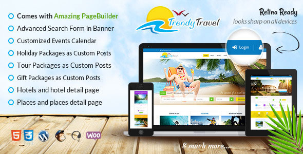 TRENDY-TRAVEL-nulled-download