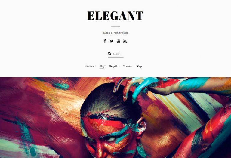 Themify-Elegant-nulled-demo