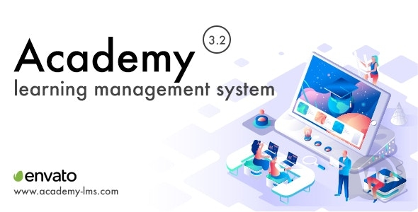 academy-learning-management-system-nulled-demo
