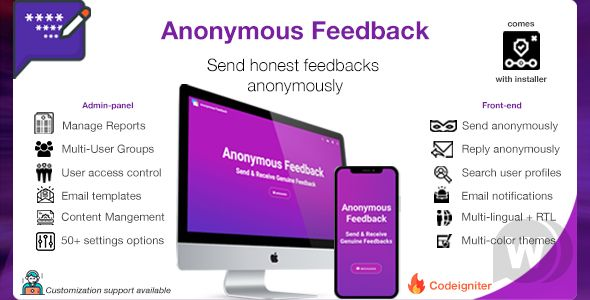 anonymous-feedback-nulled-demo