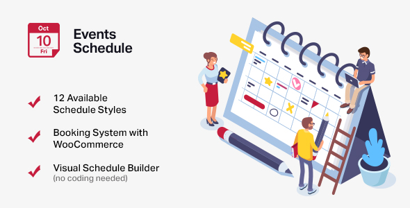 events-schedule-nulled-demo