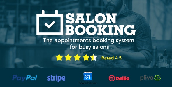 Salon-Booking-nulled-download