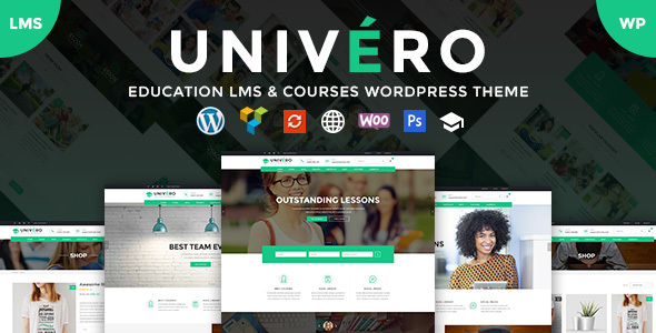 Univero-Education-nulled-download