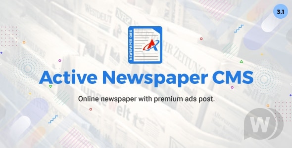 active-newspaper-cms-nulled-download