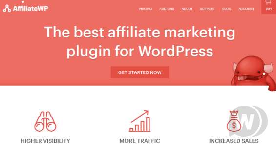 AffiliateWP Nulled
