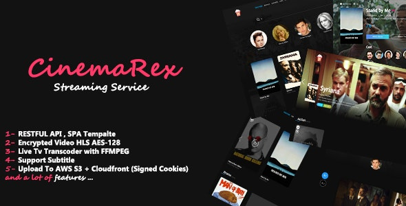 cinemarex-nulled-download