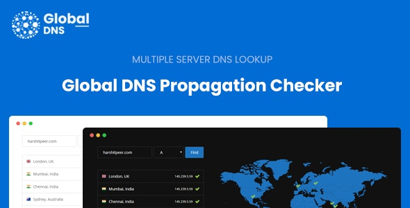 global-dns-multiple-server-dns-propagation-checker-nulled-download