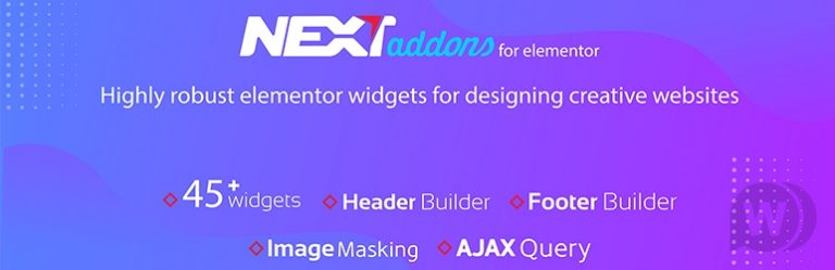 next-addons-for-elementor-nulled-demo