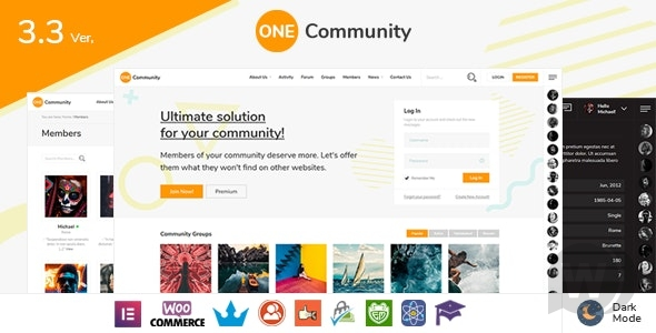 onecommunity-nulled-download