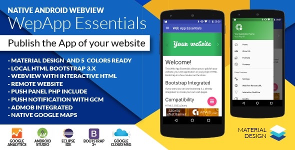 Android-Web-App-nulled-download