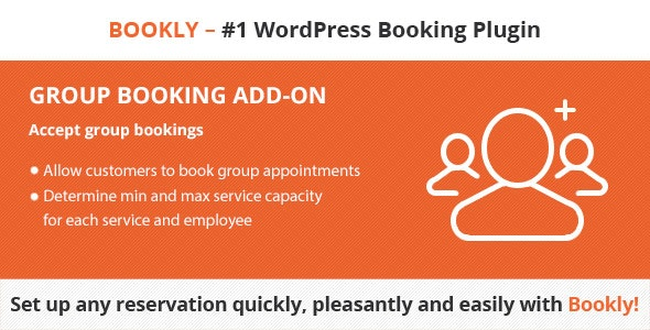 Bookly Group Booking (Add-on) nulled