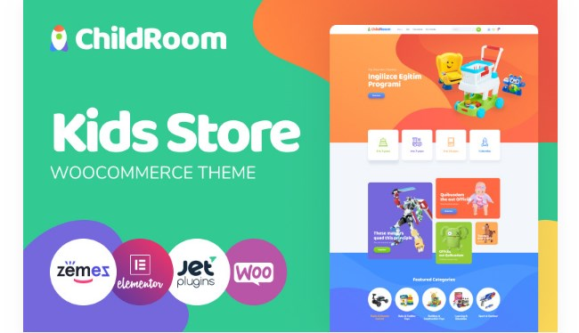 ChildRoom-Nulled-download