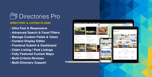 Directories Pro plugin for WordPress-Nulled-download