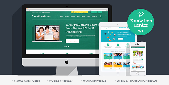 Education-Center-nulled-download