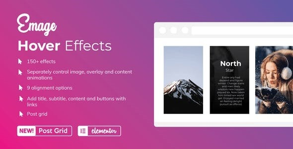 Emage Nulled- Image Hover Effects for Elementor Pro-nulled-download