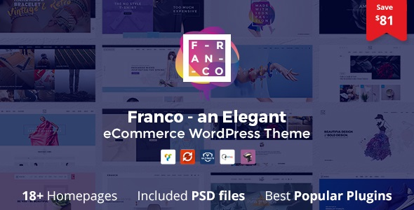 Franco-Elegant-WooCommerce-WordPress-Theme-nulled-download