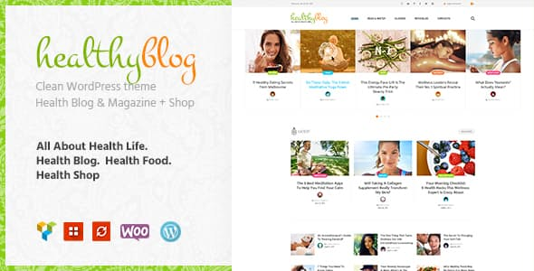 Healthy-Living-nulled-download