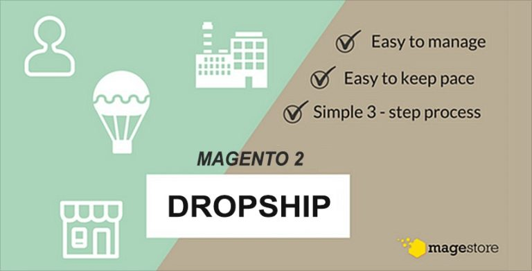 Magestore Dropship Management for