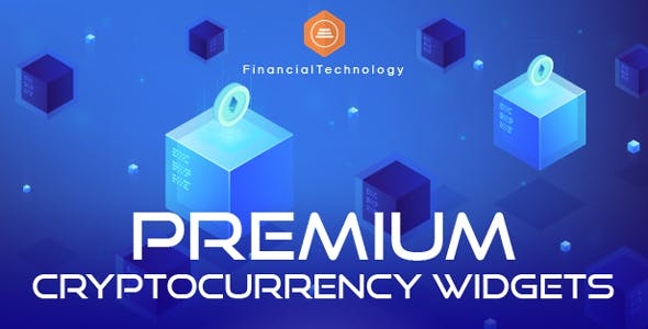 Premium-Cryptocurrency-Widgets-nulled-download