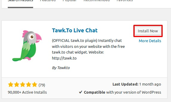 Tawk.to Live Chat Widget Nulled