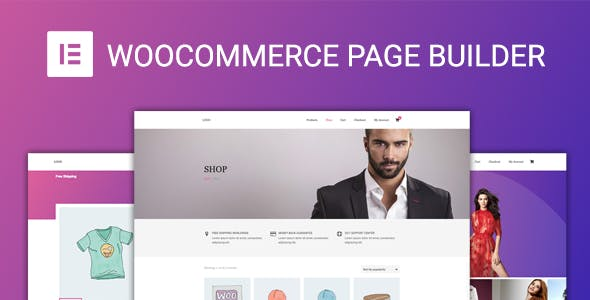 WooCommerce Page Builder For Elementor-nulled-download