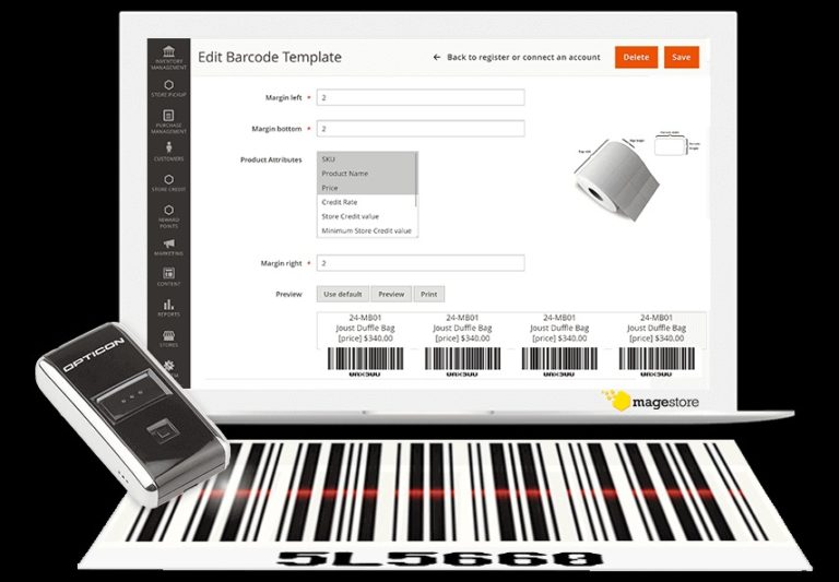 Magestore Barcode Management for Nulled