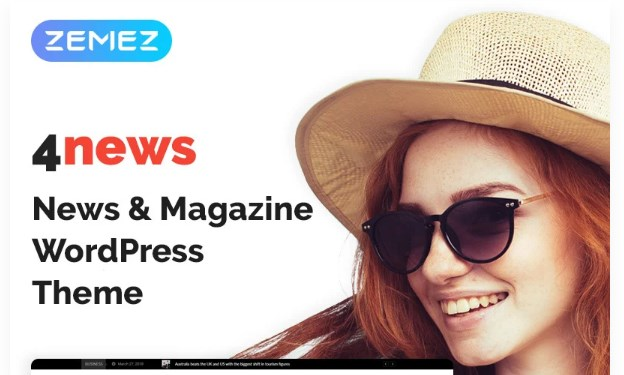 4News-News-&-Magazine-Nulled-Download