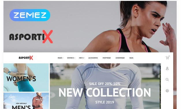 Asportix-Sport-Equipment-Nulled-Download
