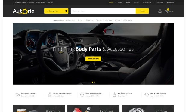 Autoric-Spare-Parts-Store-Nulled-Download