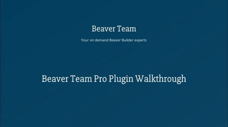 Beaver-Team-Pro-nulled-download