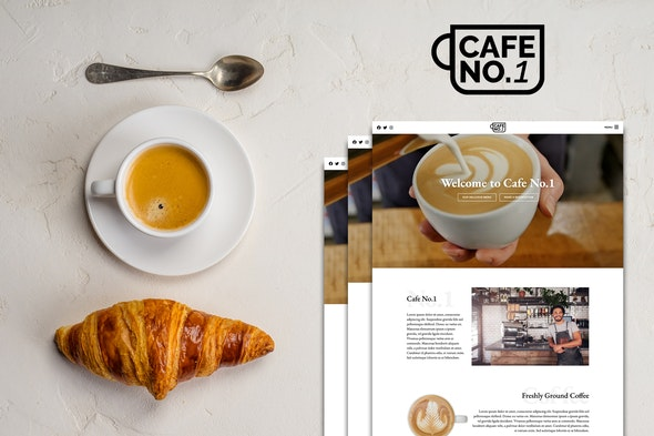 Cafe-No.1-Nulled-Download