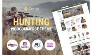 Camoz-Hunting-Nulled-Download