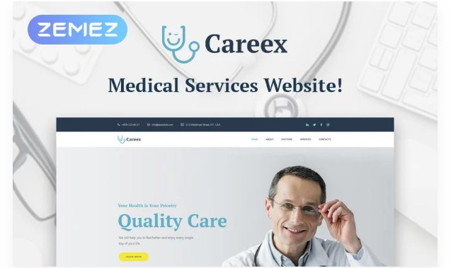 Careex-Family-Doctor-Nulled-Download