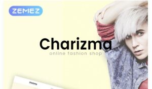 Charizma-Fashion-Store-Elementor-Nulled-Download