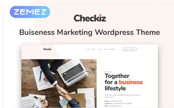 Checkiz-Business-Marketing-Nulled-Download