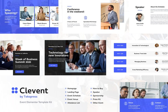 Clevent-nulled-download