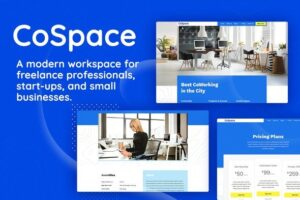 CoSpace-Coworking-Nulled-Download